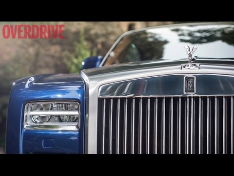Feature: How a Rolls Royce is handcrafted