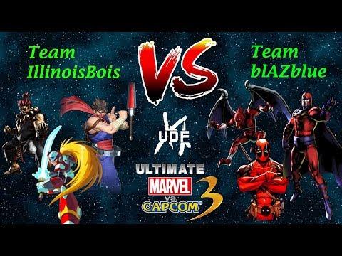 Team IllinoisBois VS