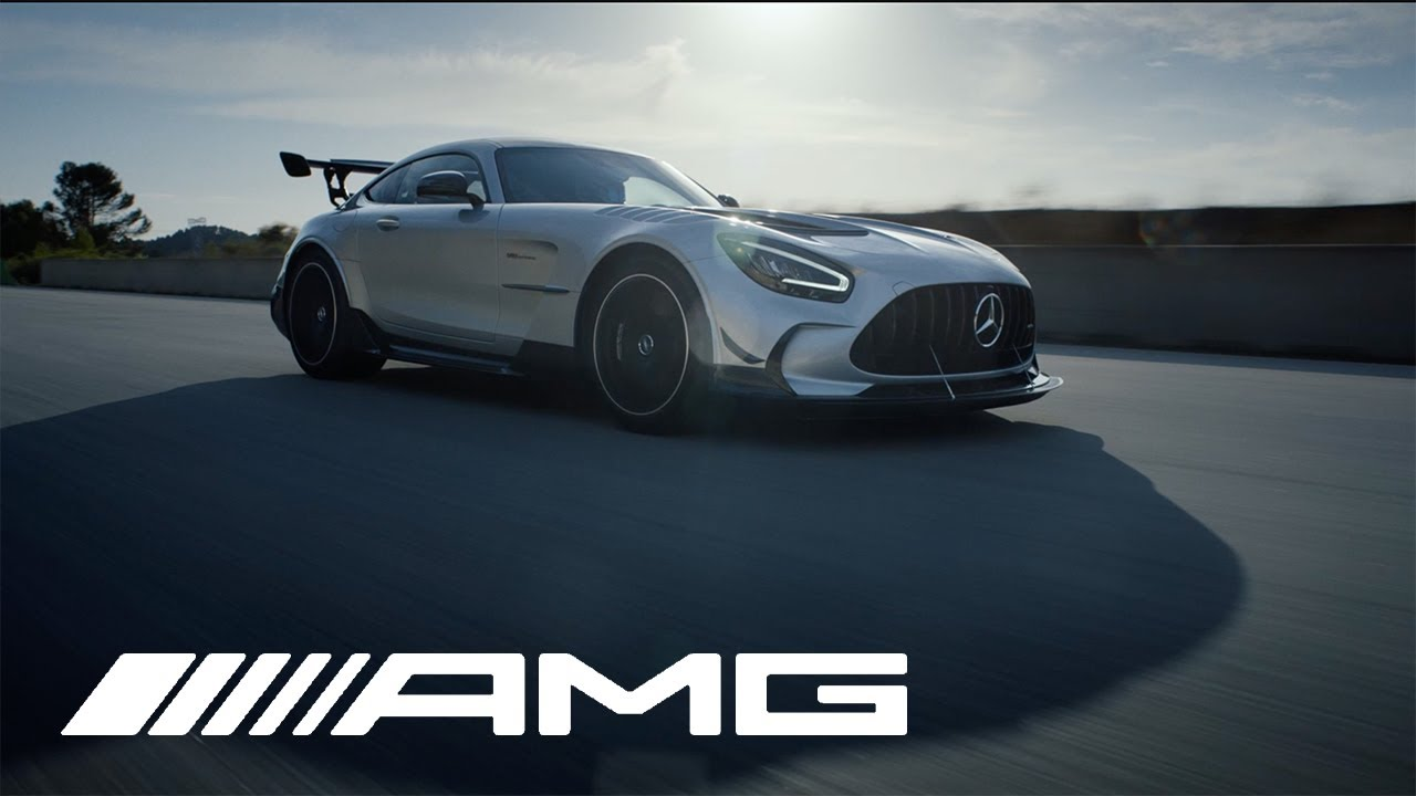 MICHELIN X AMG Driving Academy – Smash the Laptime