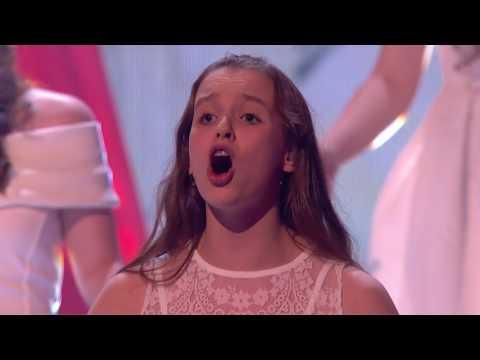 Angelicus Celtis belt out Jerusalem   Semi Final 4   Britain's Got Talent 2017