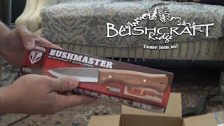 Sportsman's Guide Bushcraft Knife - $25
