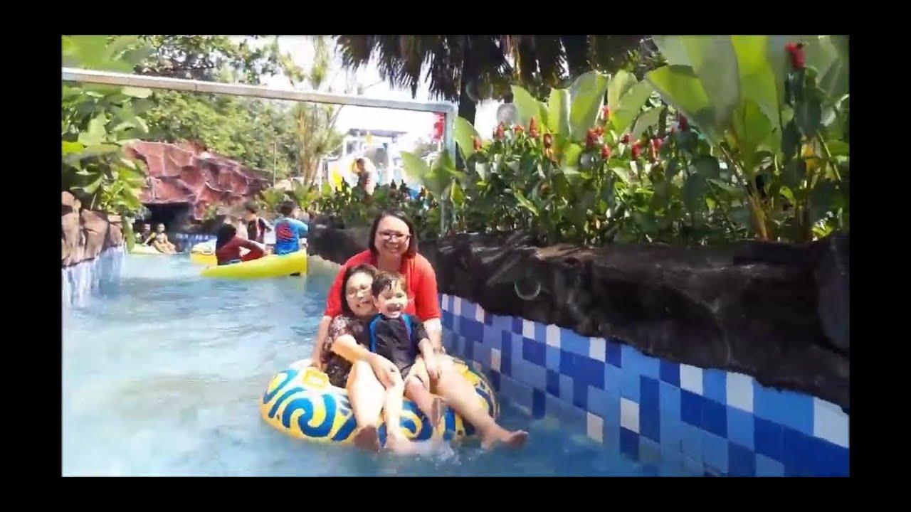 Tektona Water Park @ Kampung Batu Ecopark Bandung