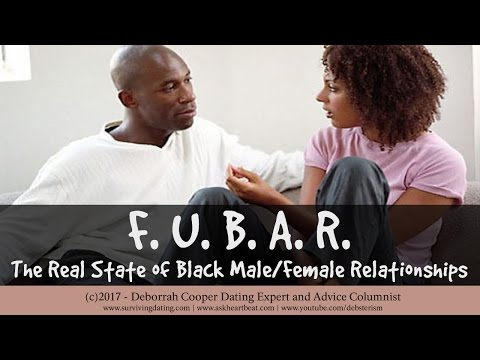 Narcissism: The Real Reason Black Male/Female Relationships Are F.U.B.A.R.!