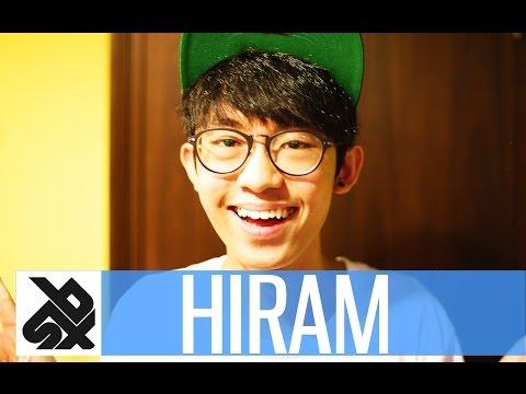 HIRAM  |  Drop The Record (From Hong Kong)
