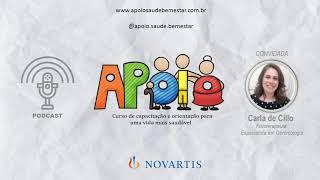 PODCAST - Convivência com Problemas de Mobilidade do Idoso na Residência - Com Carla de Cillo