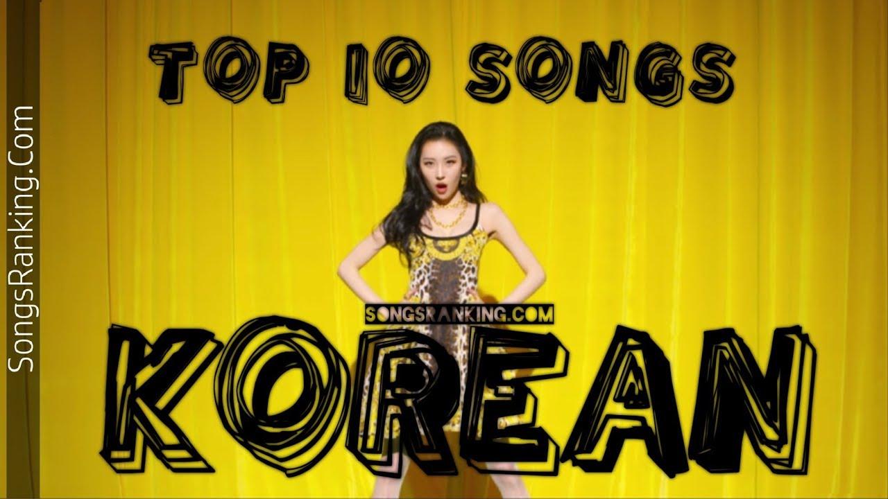 iTunes Top 100 K-Pop Songs