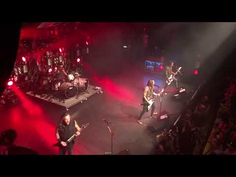 Over It by Bullet For My Valentine Live at The Fillmore