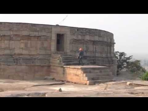 Yogini Temples of India: 64 Yogini Temple of Mitawali near Gwalior