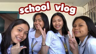 A Day In My Senior High School Life (philippines)