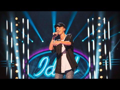 Download Youtube: Noah Gerstenfeld sjunger Wrapped up i Idols kvalvecka - Idol Sverige (TV4)