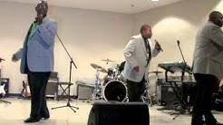 Men of Praize sings at Jacksonville's  Legends Center