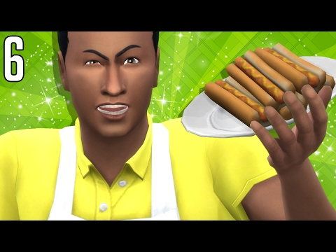 The Sims 4: Dine Out - 6 (The Saboteur)