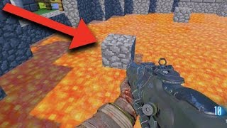 """""""MINECRAFT IN ZOMBIES?!"""" - Black Ops 3 Mods"""