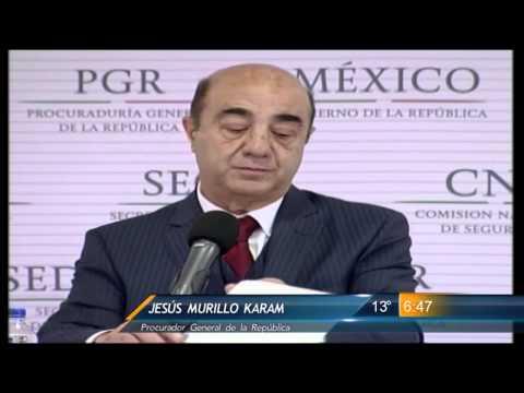 Las Noticias - Oficialmente los normalistas siguen desaparecidos: PGR