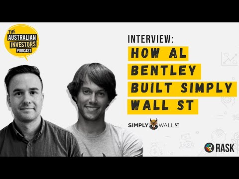Interview: How Al Bentley built Simply Wall St