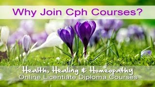 Why Join The College Of Practical Homeopathy Online Course? Explained by Ellen Kramer (MCPH)