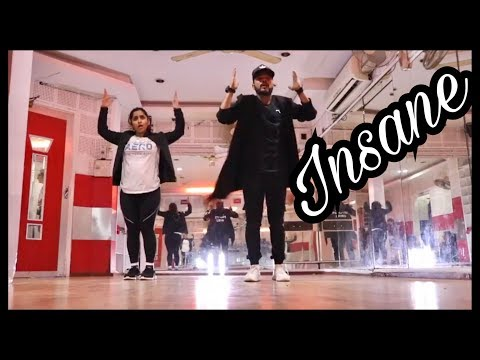 Insane Sukhe -Dance choreography