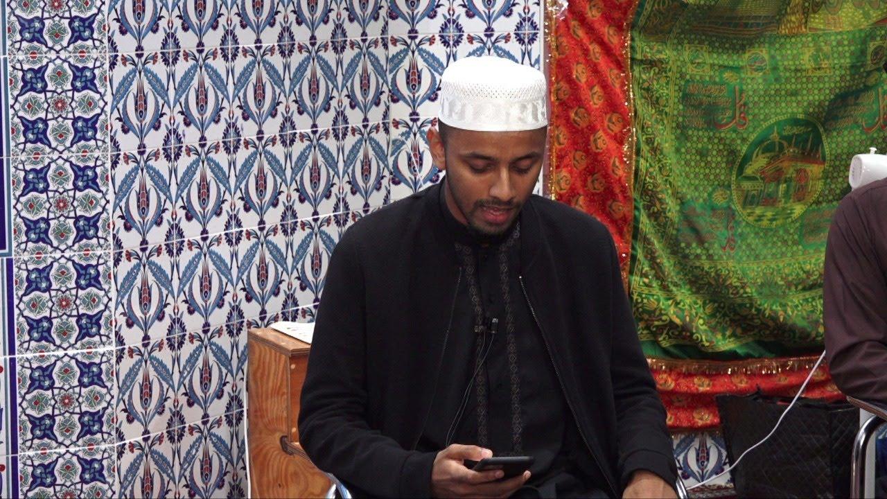 10 daagse programma Moharram Shareef Faried ul Islam Amsterdam en Tjalieswa