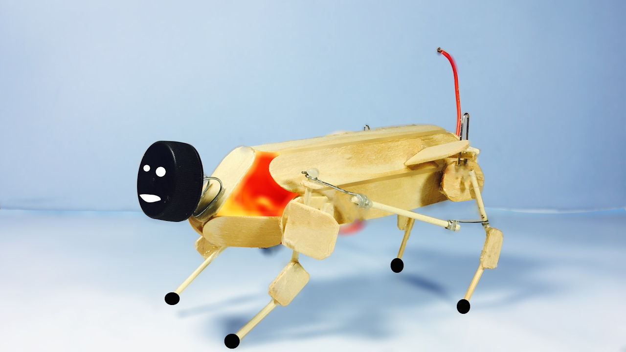 creating a robot pet dog essay Buy electronic pet dog interactive puppy - robot helen responds to touch,  walking,  she walks, barks and make fun sounds  material composition,  plastic.