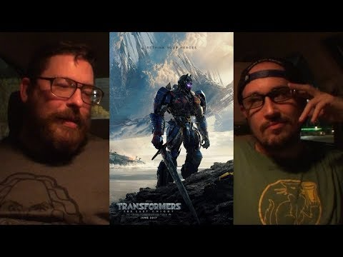 Midnight Screenings - Transformers: The Last Knight