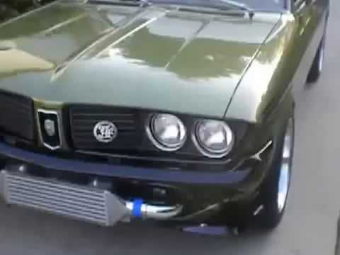 Toyota Mark Ii 1974 Muscle Car Review Fully Automatic 2017 Build