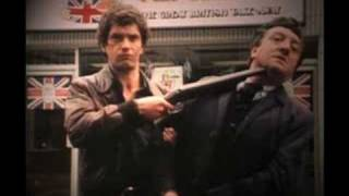 The Professionals- 70s (Full) Theme Tune