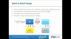 Hedging Commercial Loans with Interest Rate Swaps