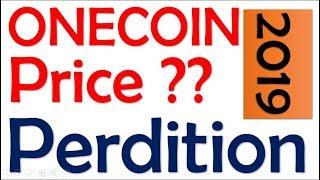 ONECOIN Price Prediction in 2019 | Krypto Brohi