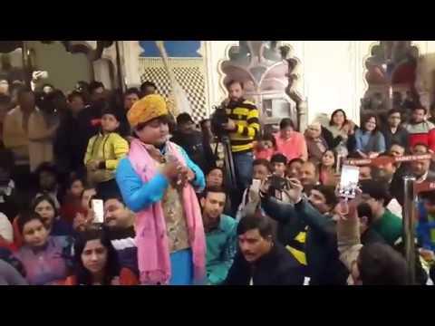 Hey bhanke bihari lal manne thari yaad satave re Sheetal Pandey live