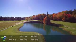 Club de Golf Saint-Jean-de-Matha : Trou numéro 11