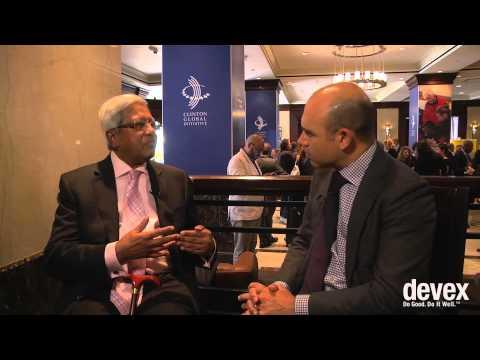 Sir Fazle Hasan Abed on eradicating extreme poverty - YouTube