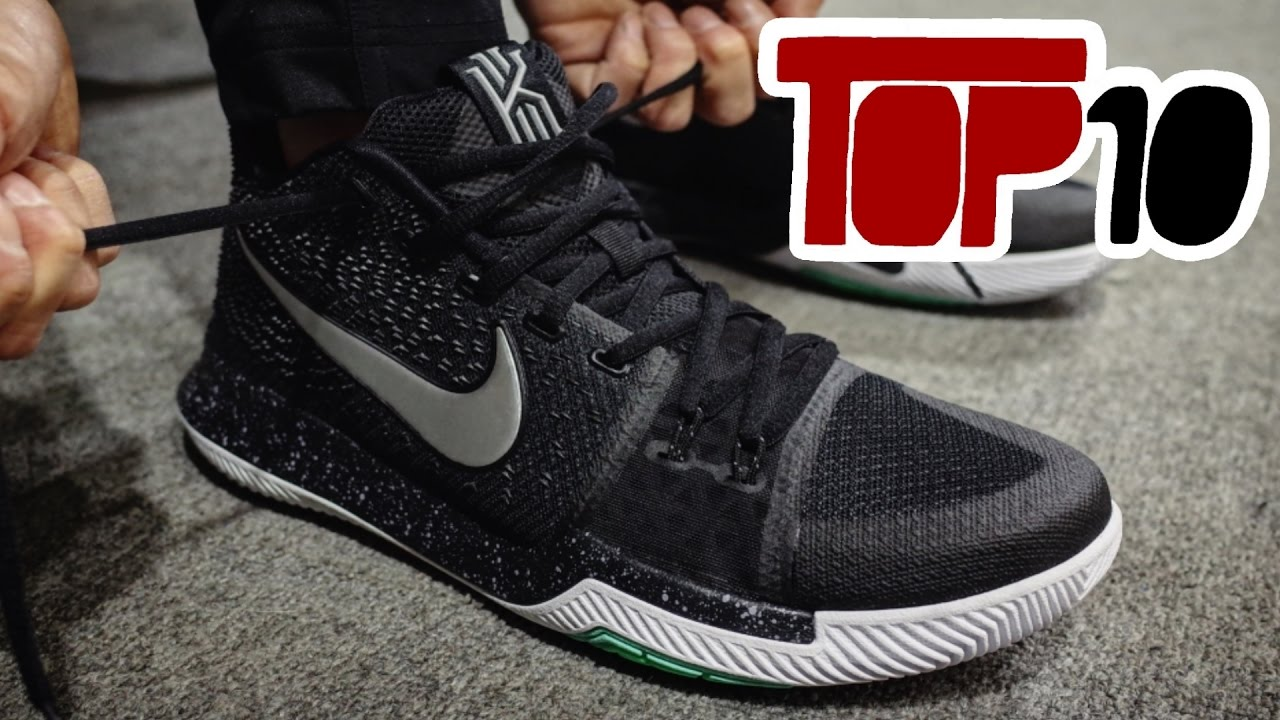 Top 10 Basketball Shoes Of 2017 You Can Wear Casually Youtube