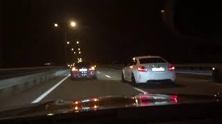 Bmw M4 (~470hp)vs BMW M2 JB4(~420hp)vs bmw M3 (431hp)