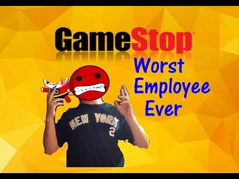 GameStops Worst Employee EVER