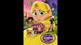 Tangled:the series-Season 2-Beyond the Corona walls thoughts