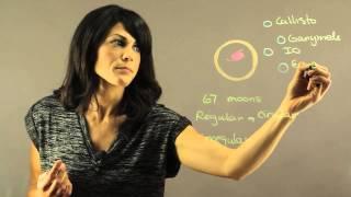 How Many Moons Orbit Jupiter? : Planets, Stars & More