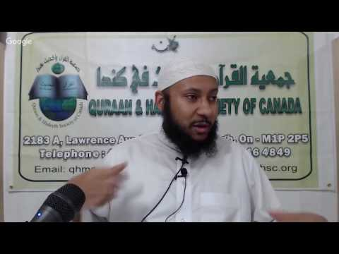 The Advice of Prophet Nuh -during his death- to his son
