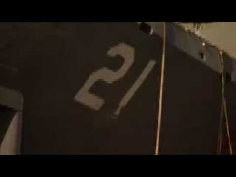 USS New York/History Channel DVD