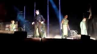 """Мюзикл """"Джекилл и Хайд""""  Фасад (16.01.2015)"""