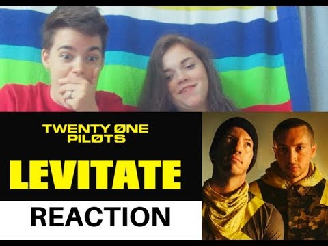twenty one pilots: Levitate [Official Video]  {REACTION}