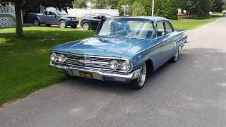 1960 Chevy Biscayne 409ci