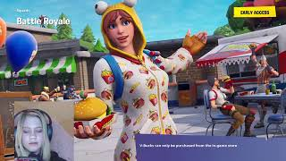 Gamer girl playing solo!!!! And with subs