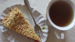 Творожник.  Удивительно простой и вкусный пирог из творога(Творожник - удивительно простой и вкусный пирог из творога. По другому его можно назвать пирог крошка, так..., 2014-06-19T21:55:44.000Z)