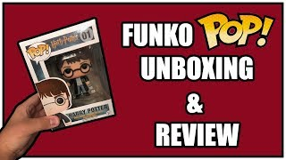 Harry Potter Funko Pop Unboxing & Review