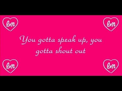 Little Me - Little Mix ( Acoustic with Lyrics )
