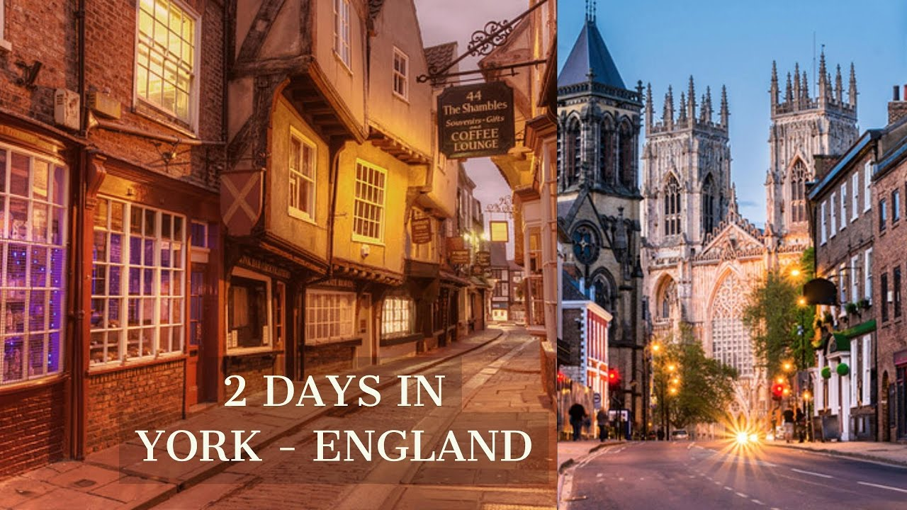 york vlog england sights shops and scenery youtube
