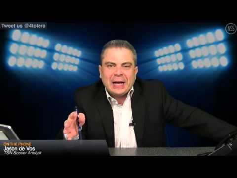 Jason de Vos previews 2016 MLS season & discusses soccer in Canada