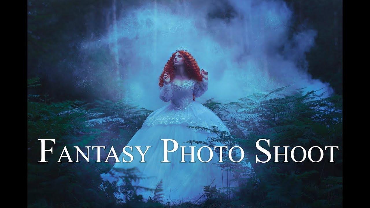 BTS - The Keeper of Starlight - Fantasy Photo Shoot