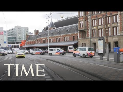 2 Americans Stabbed On Train In Amsterdam In Alleged Terrorist Attack | TIME