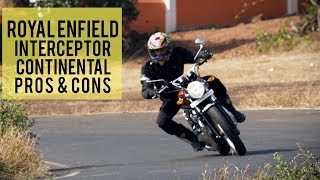 Royal Enfield Interceptor 650, Continental GT 650 Review   Pros & Cons, sound and price